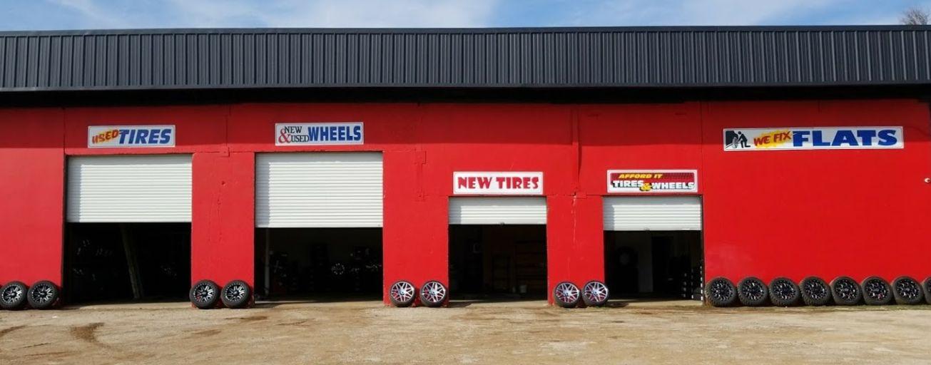 Flat Fix Near Me >> Afford It Tires Wheels Tire Shop In Denton Tx 76205